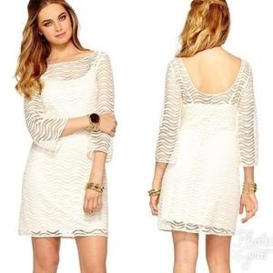 NWOT Lilly Pulitzer Lace Dress